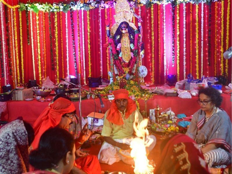 Kali Pujo Event - PBWA